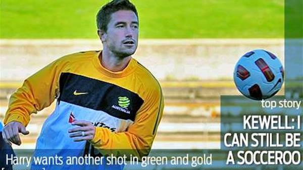 Kewell: I can still be a Socceroo