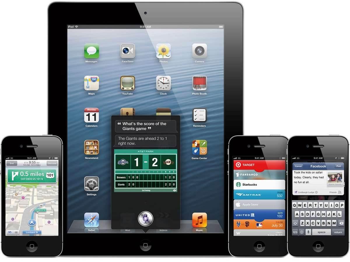Details of Jonathan Ive's minimalist Apple iOS 7 makeover leak