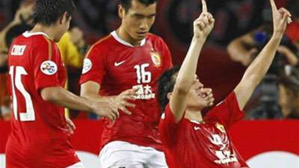 CSL Wrap: Five in a row for Guangzhou Evergrande