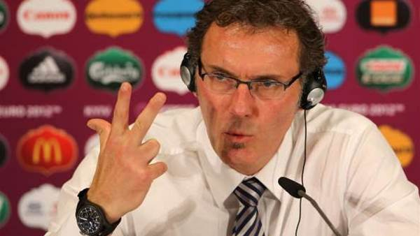 Blanc rubbishes Roma, PSG rumours