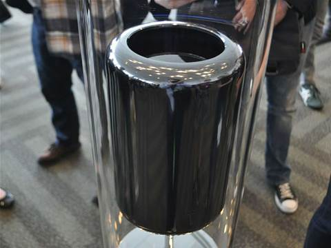Up close with the new Apple Mac Pro