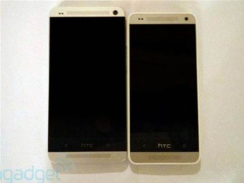 Is this the HTC One Mini?
