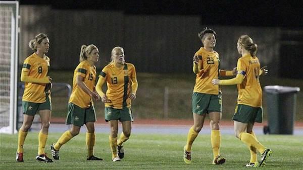 Matildas edge out Kiwi Football Ferns