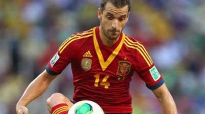 Goalless Soldado gets del Bosque support