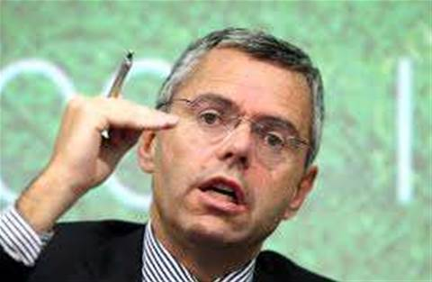 Alcatel-Lucent's new CEO begins bold reconstruction