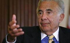 Watch out Apple, here comes Carl Icahn
