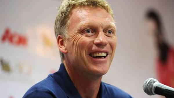 Moyes expects improved United performance