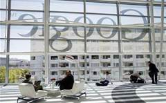 Google shares set to open lower on margin decline