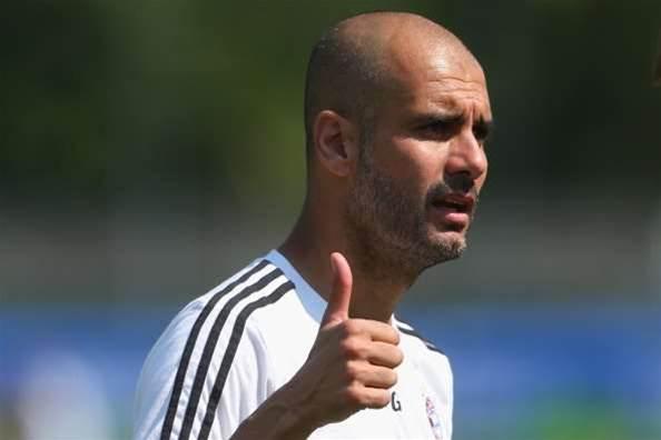 Guardiola wishes Vilanova well