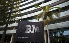 IBM beats Wall Street's estimates, but sees huge hardware losses