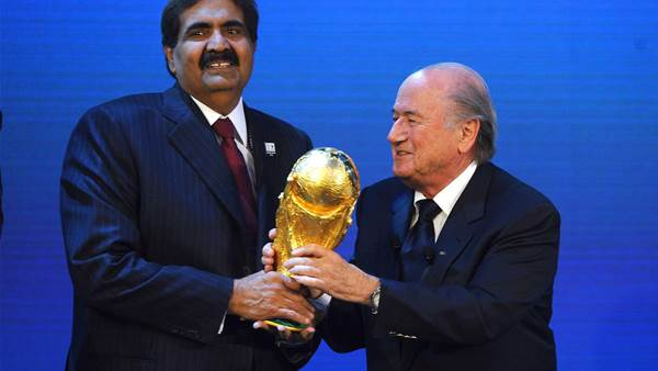 Moving Qatar World Cup 'nigh on impossible', Scudamore says