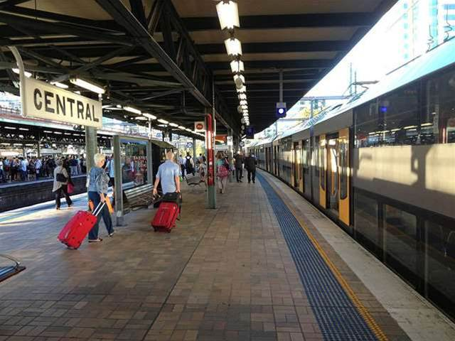Free Wi-Fi comes to Sydney's Central Station