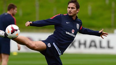 Gerrard lauds Lampard's longevity