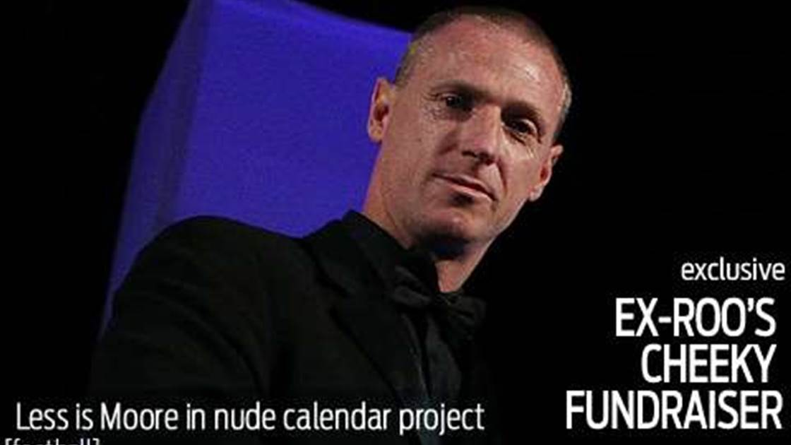 Ex-Socceroo's nude calendar!