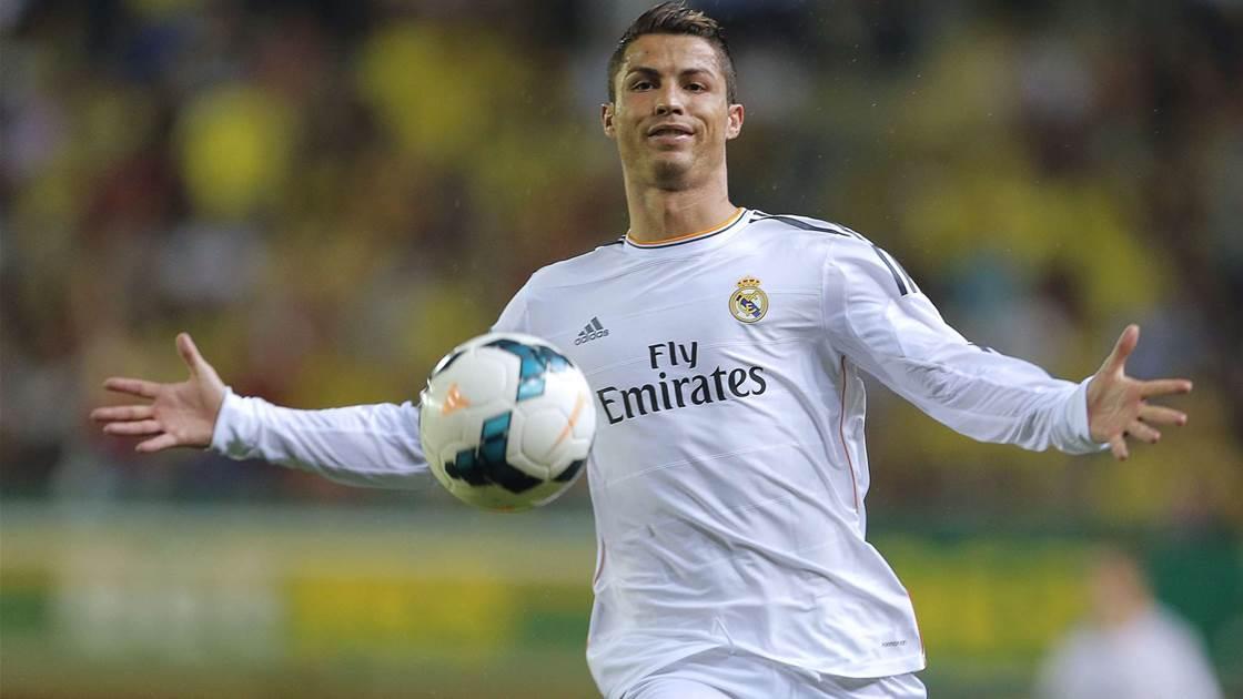 Ronaldo 'never considered leaving Real'