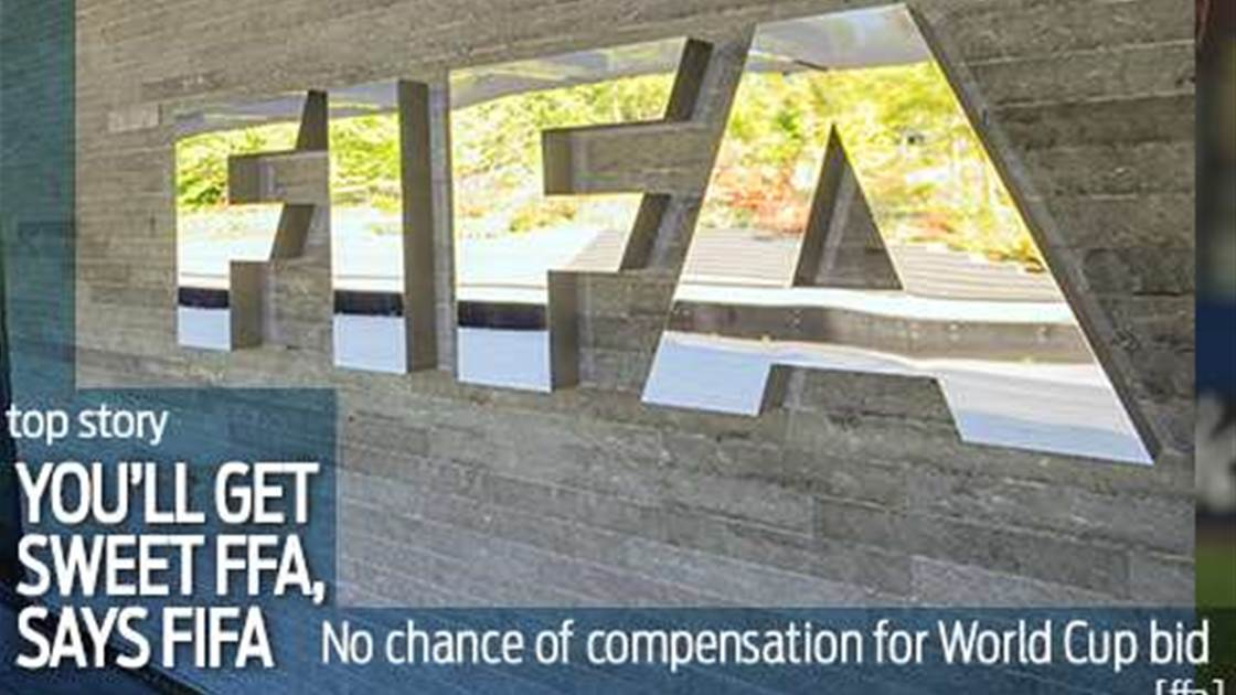 FIFA quash World Cup bid compensation claims