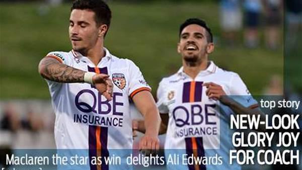 Perth revel in pre-season win over Sydney