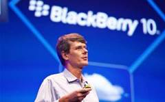 Everyone in: suitors vie for BlackBerry