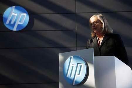 HP employees take slide personally