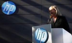 HP employees take slide personally