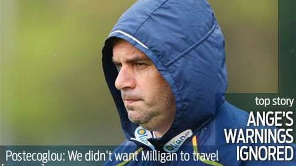 Milligan withdrawal frustrates Victory
