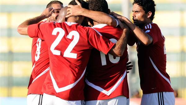 Egypt given World Cup play-off security deadline