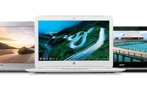 Chromebooks help PC market beat analyst expectations