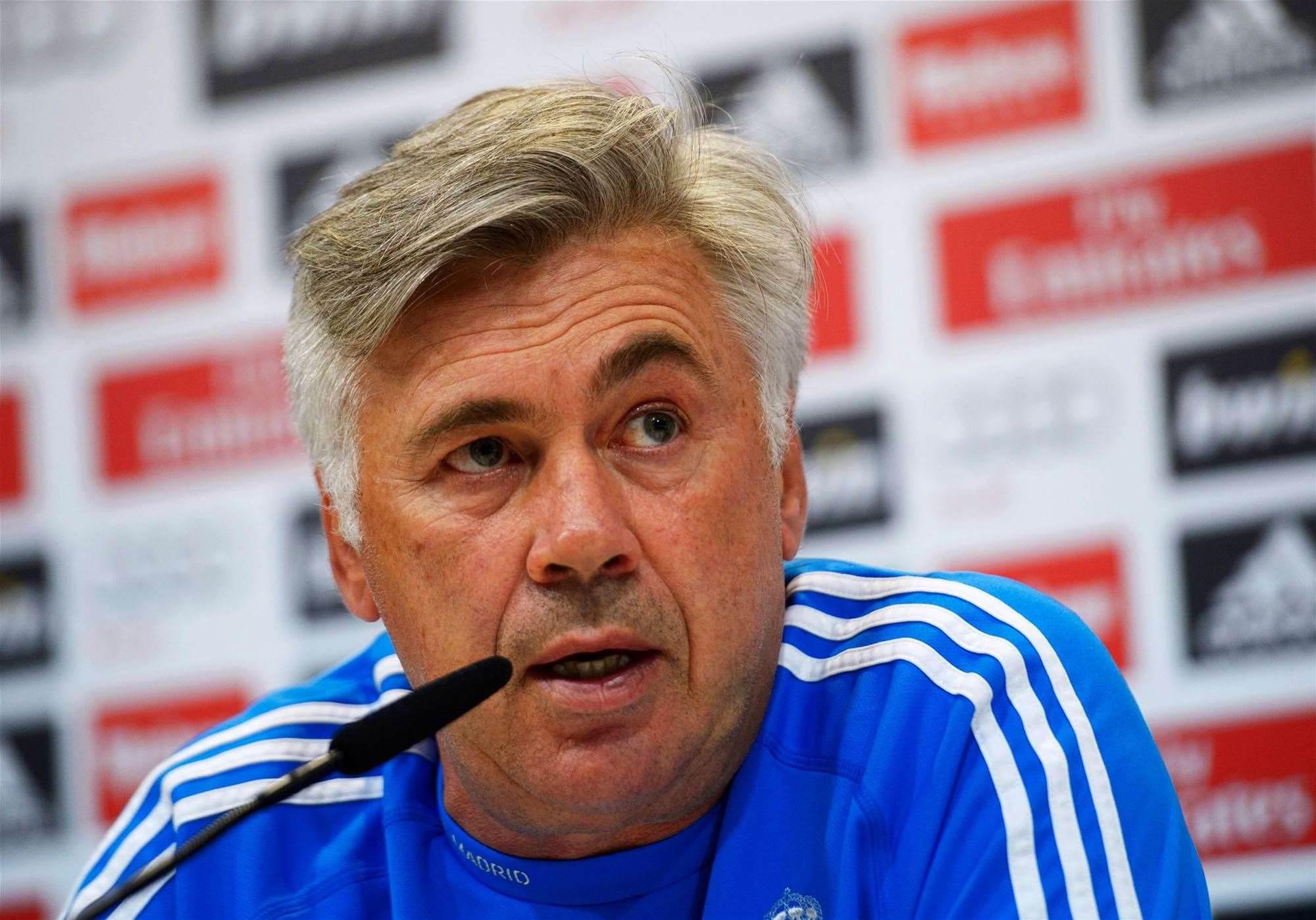Ancelotti: We have to improve