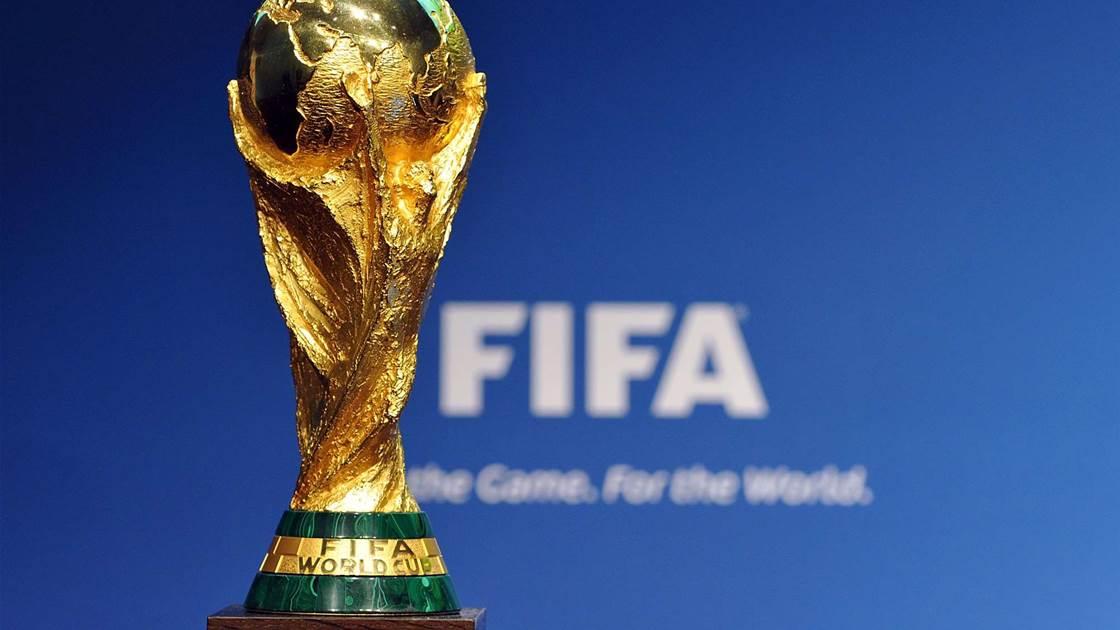 Euro WC play-offs drawn