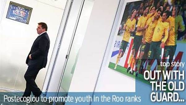Postecoglou to promote youth