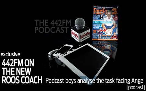 The 442FM podcast on new Roos coach