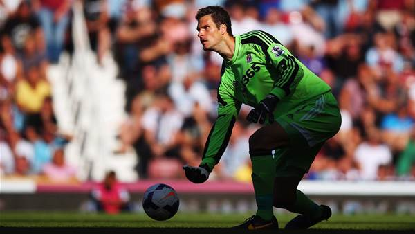 Begovic: I feel bad for Boruc