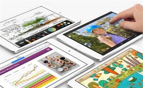 Retina iPad Mini arrives, but Apple hints at stock shortages