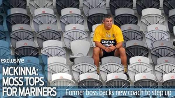 McKinna: Moss tops for Mariners