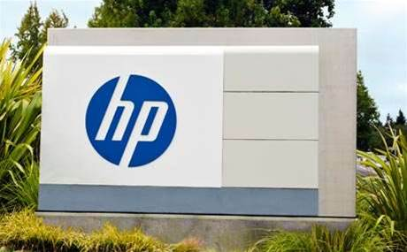 HP Australia services boss steps down