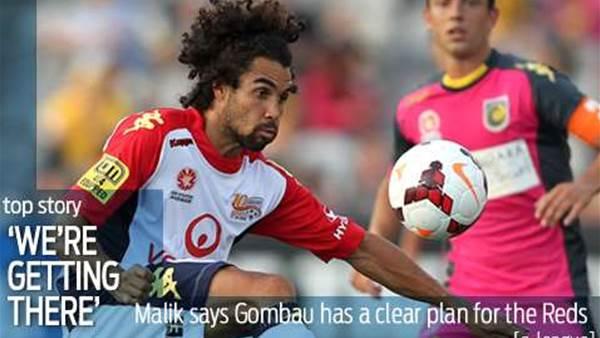 Malik senses Adelaide's wins of change
