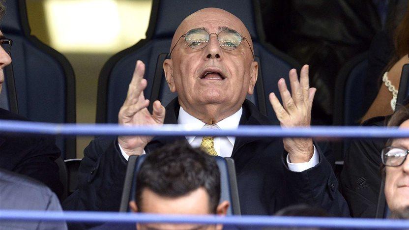 Galliani to stay at Milan, Berlusconi claims