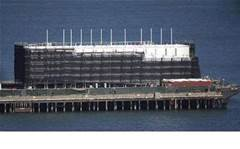 Google's mystery barge under investigation