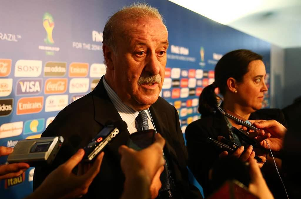 Del Bosque: Spain, Aussies not in group of death