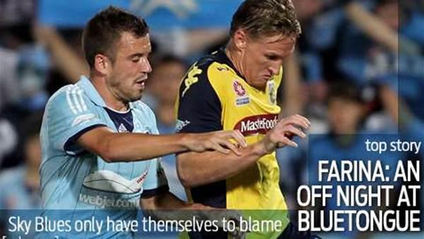 Farina: Del Piero absence no excuse for loss