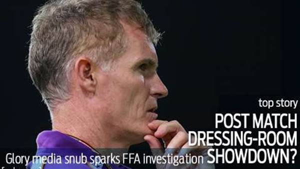 Perth's post match media snub sparks investigation