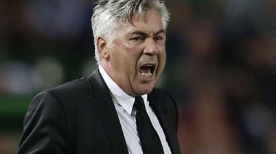 Ancelotti hails Real Madrid attitude