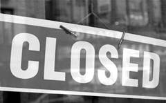 Three-site reseller closes its doors