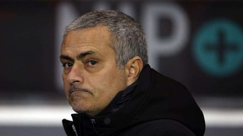 Mourinho regrets cup exit