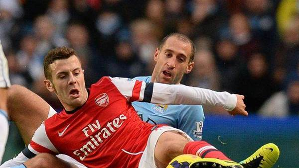 Wilshere charged by FA over gesture