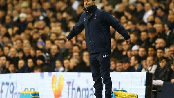Sherwood eyes permanent Tottenham role