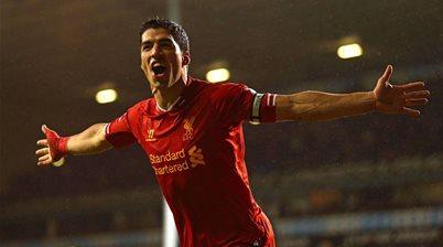 Suarez a 'dream' player, says Wenger
