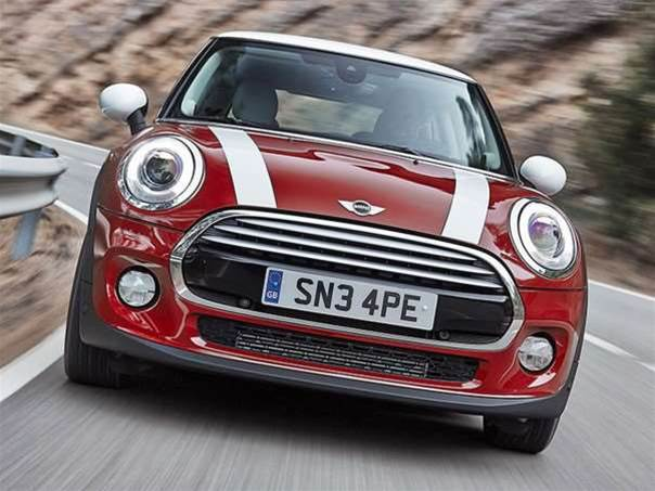 BMW's new Mini Cooper boasts impressive tech