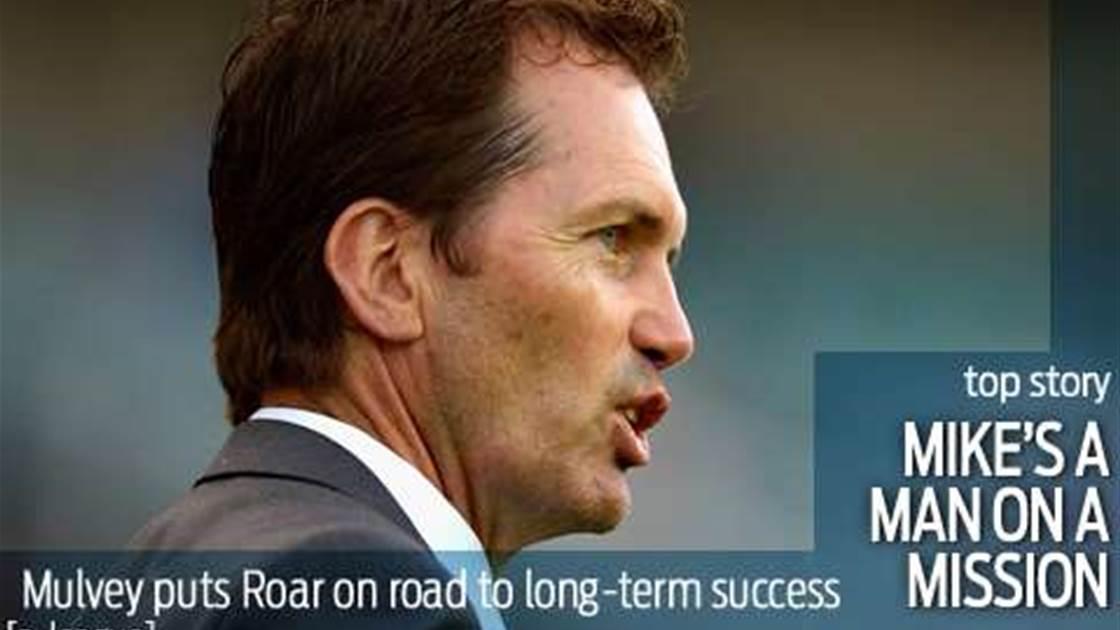Mulvey's quest to make Brisbane a roaring success