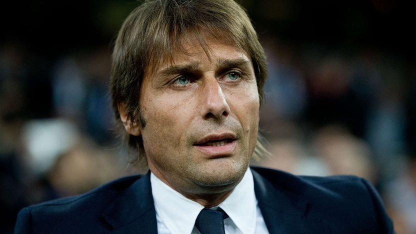 Conte lauds Roma boss Garcia